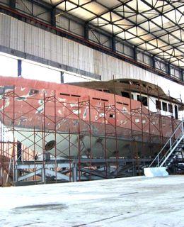 Yacht Designer Building
